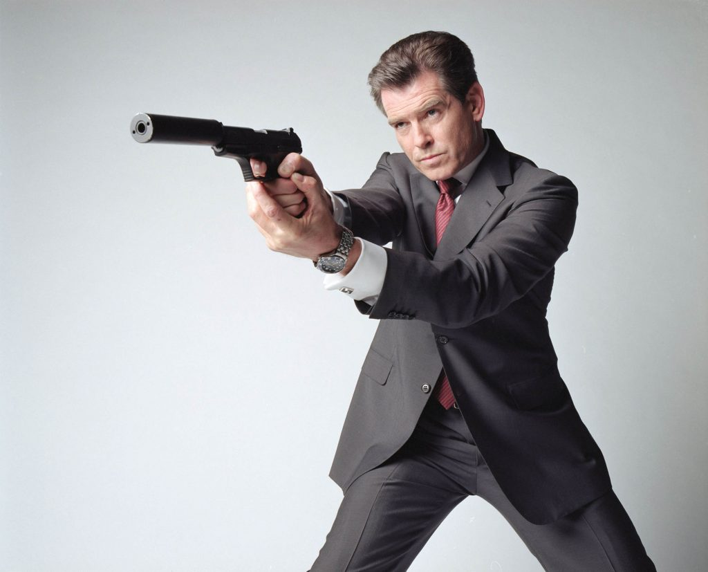 pierce brosnan actor wide wallpapers