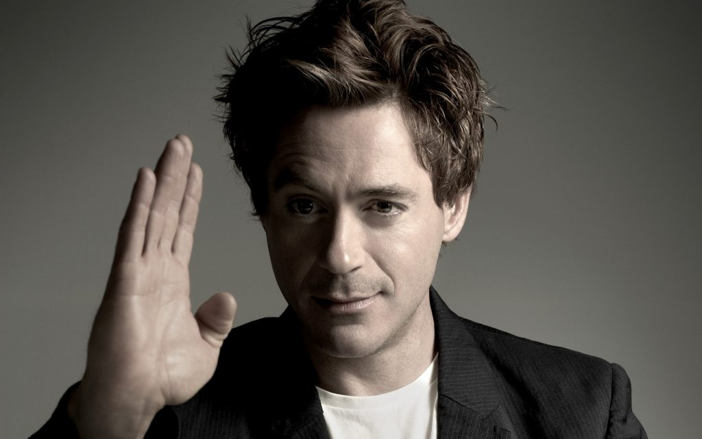 robert downey jr widescreen wallpapers