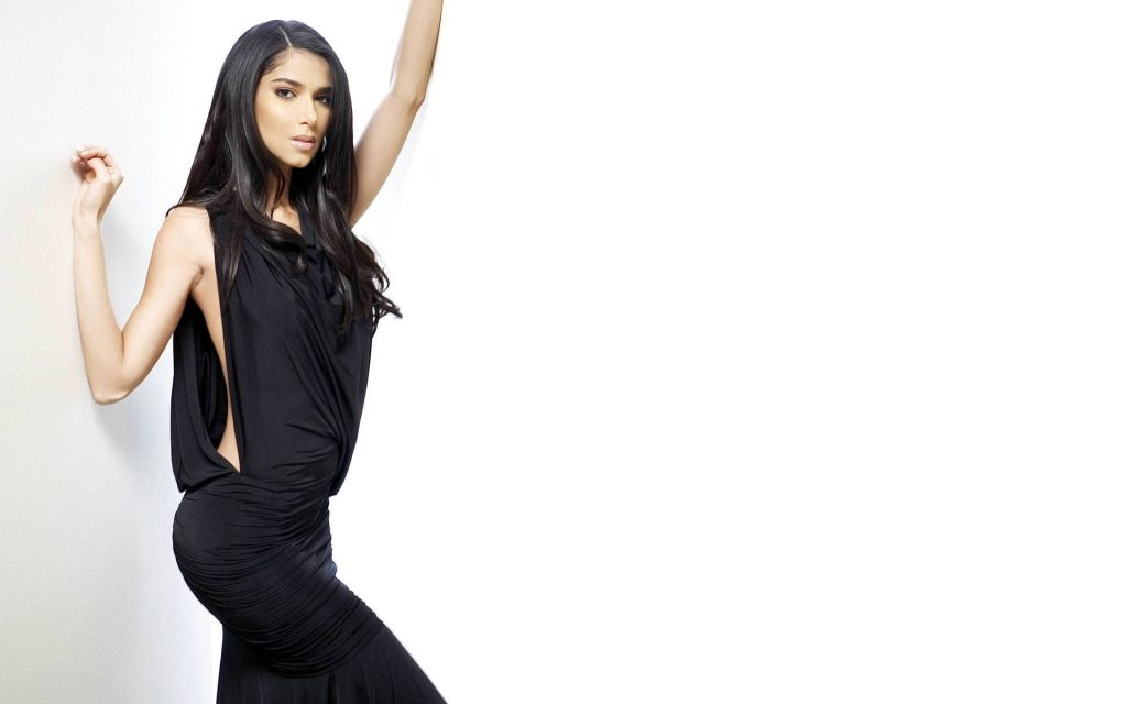 roselyn sanchez black dress wallpapers