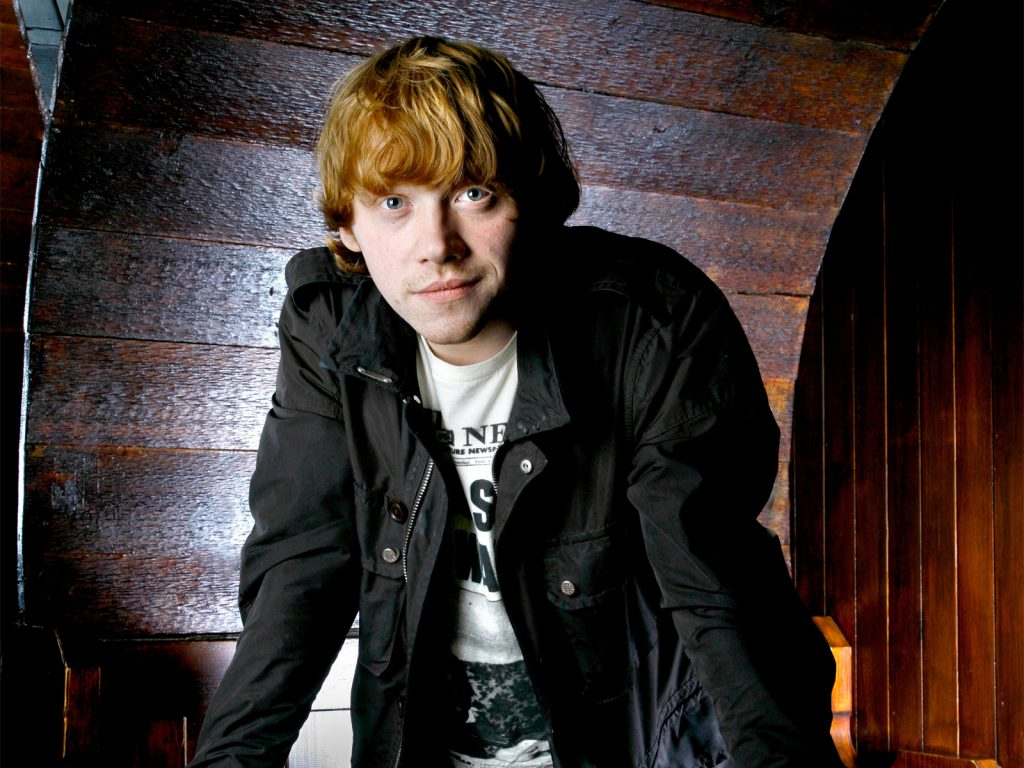 rupert grint computer wallpapers