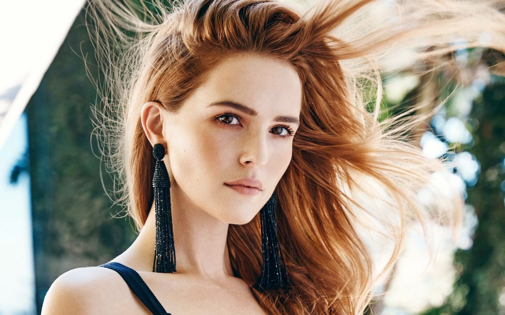 zoey deutch actress background wallpapers