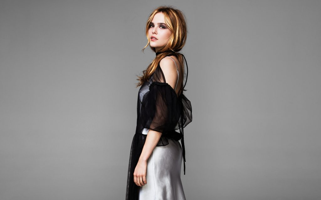 zoey deutch background wallpapers