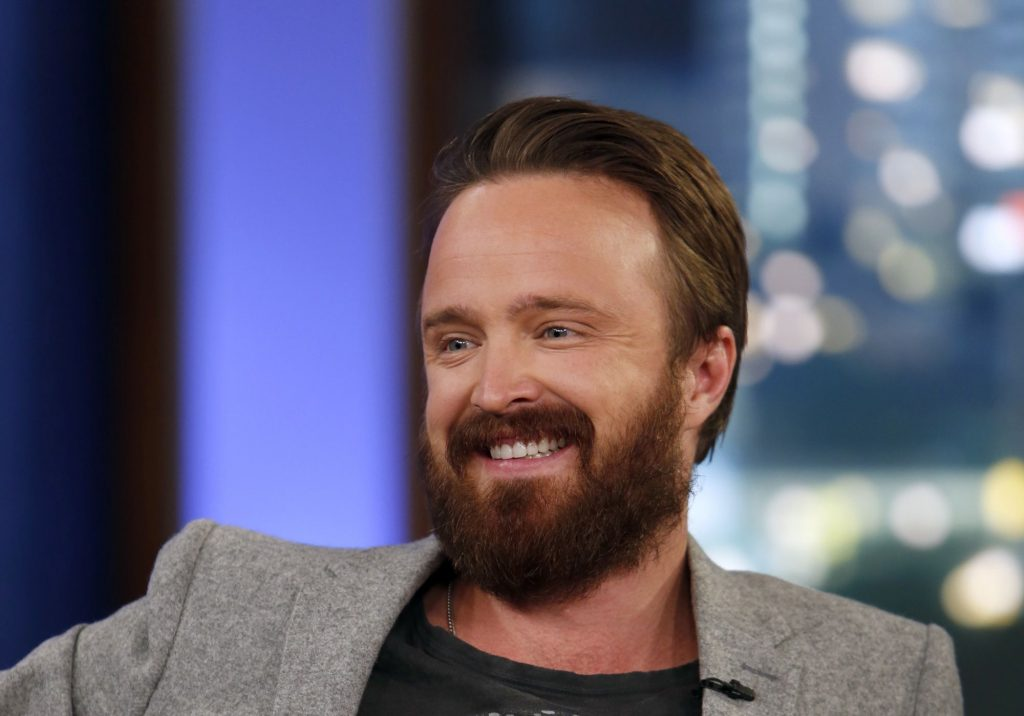 aaron paul beard pictures wallpapers