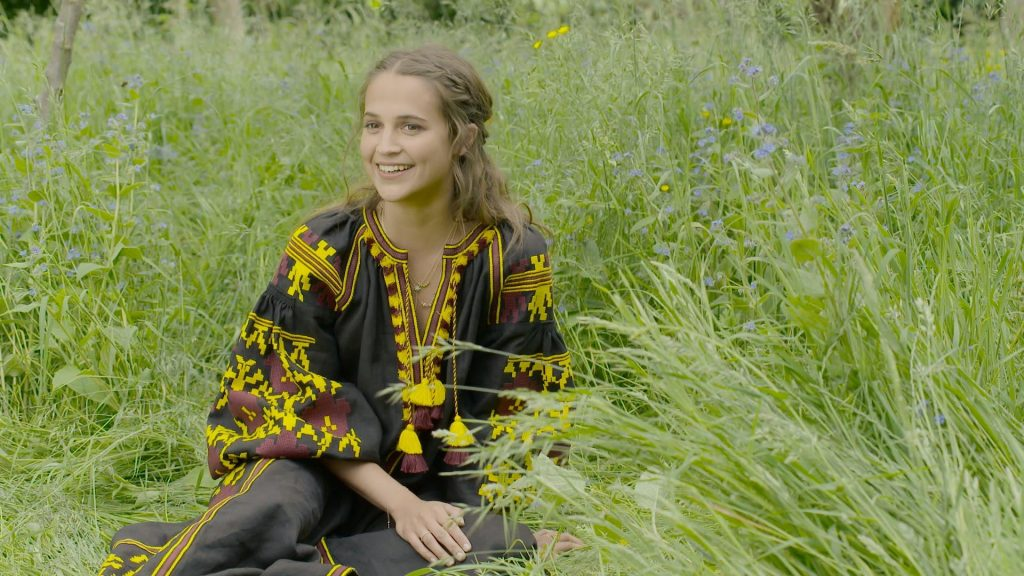 alicia vikander actress wallpapers