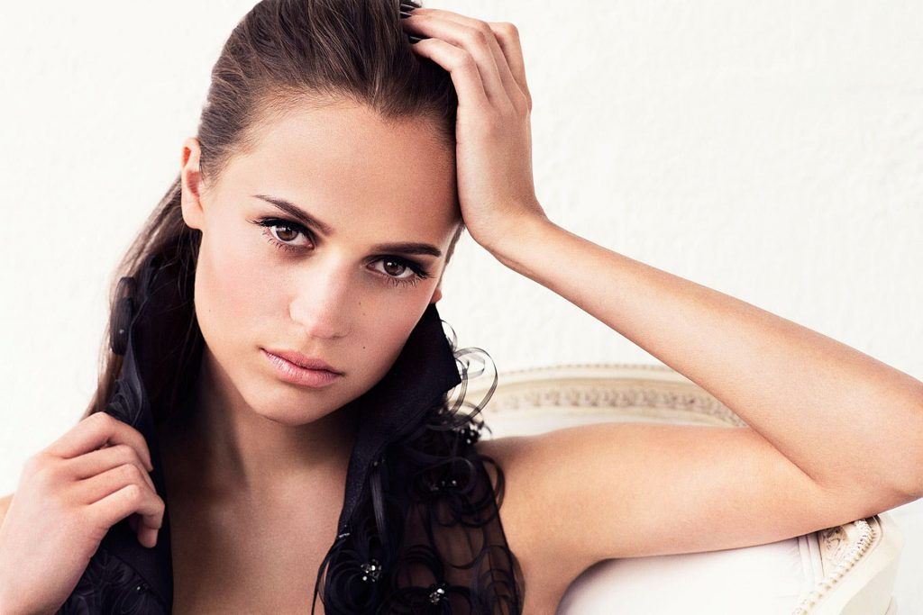 alicia vikander celebrity wallpapers