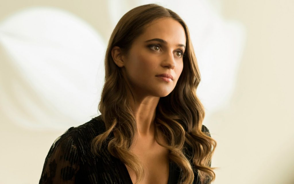 alicia vikander wallpapers