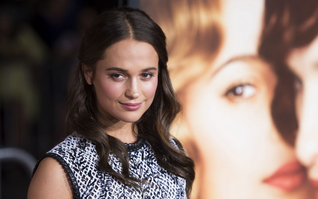 alicia vikander widescreen hd wallpapers