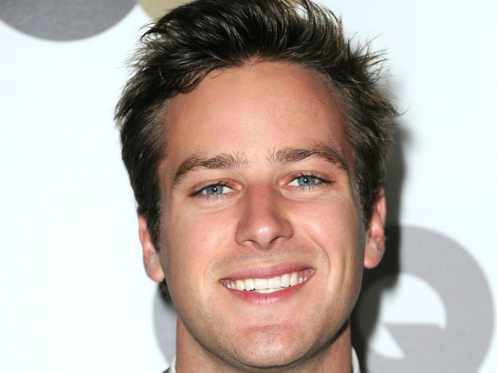 armie hammer smile wallpapers