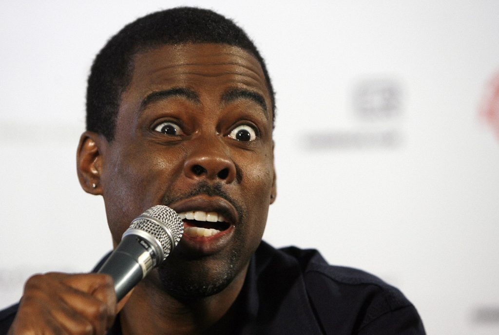 chris rock comedian wallpapers