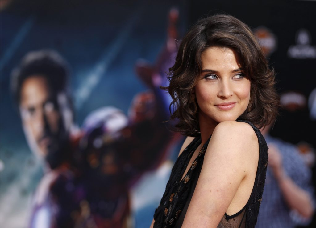 cobie smulders actress widescreen wallpapers