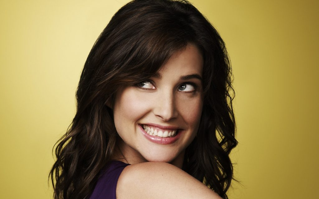cobie smulders smile wallpapers