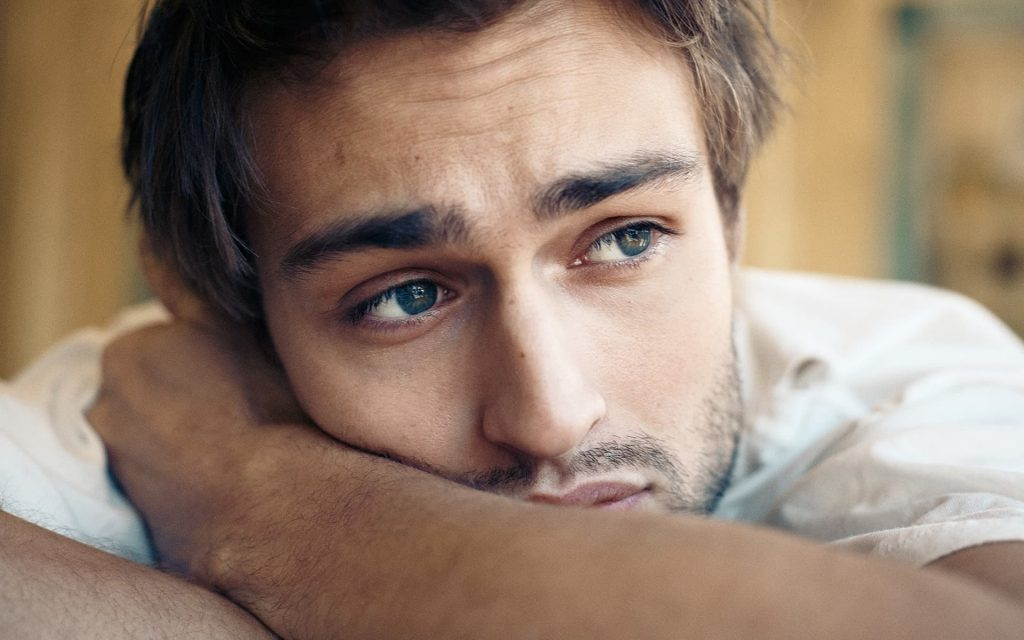 douglas booth face wallpapers