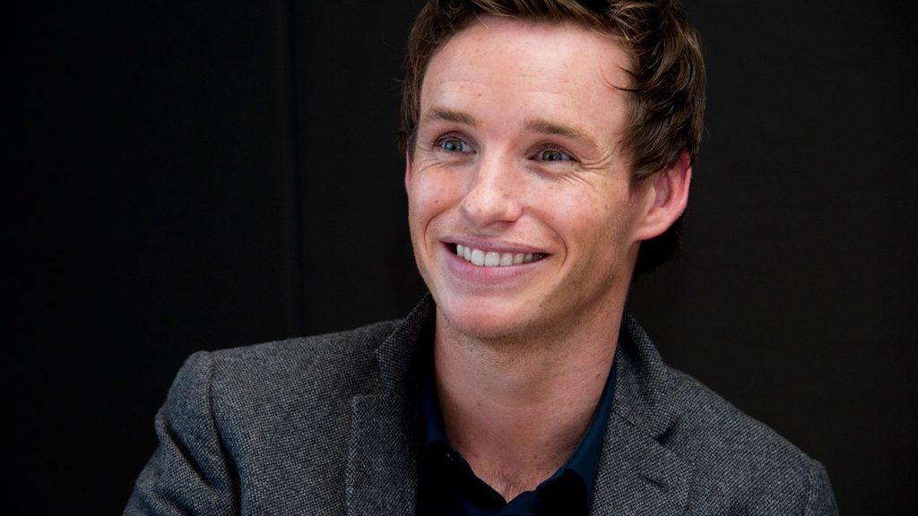 eddie redmayne smile wallpapers