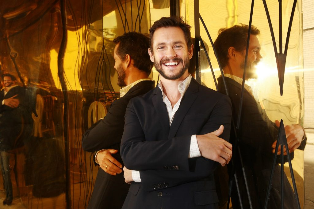 hugh dancy smile widescreen wallpapers