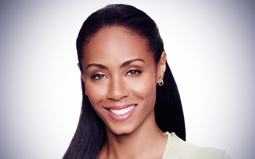 jada pinkett smith smile wallpapers