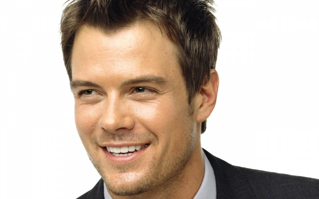 josh duhamel smile widescreen wallpapers