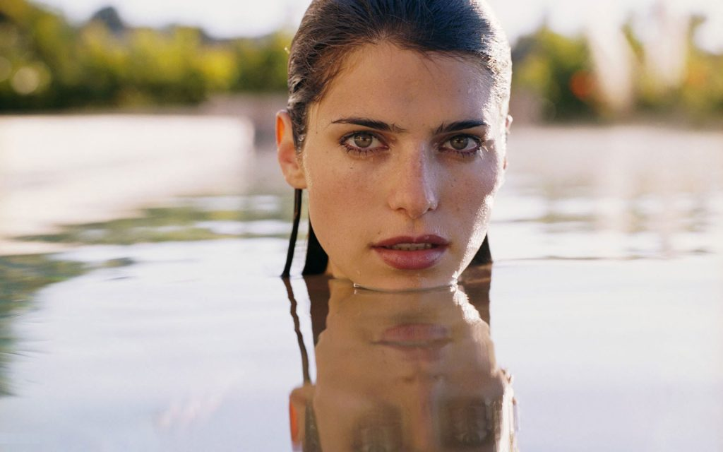 lake bell face wallpapers