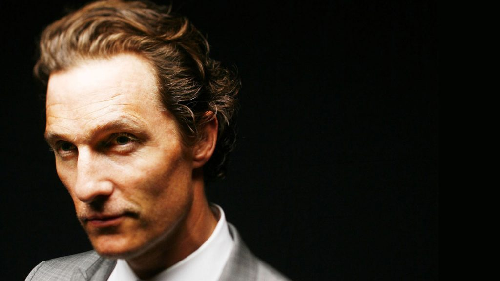 matthew mcconaughey desktop wallpapers