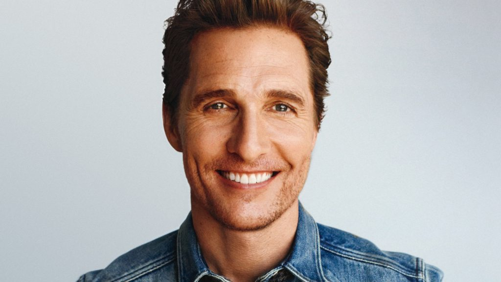 matthew mcconaughey smile wallpapers