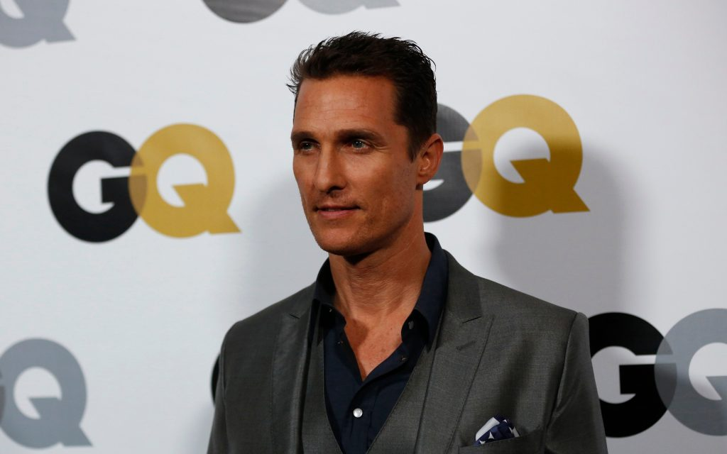 matthew mcconaughey widescreen wallpapers