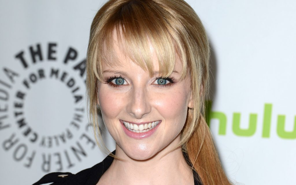 melissa rauch face wallpapers
