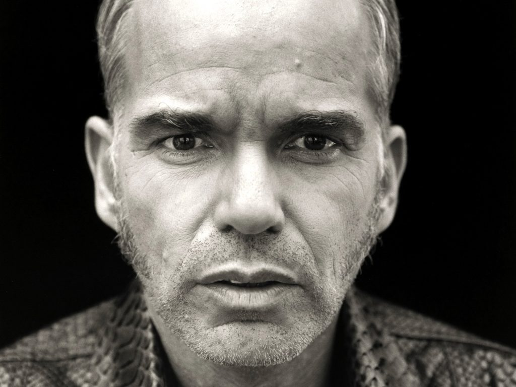 monochrome billy bob thornton face wallpapers