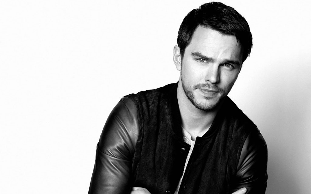 monochrome nicholas hoult wallpapers