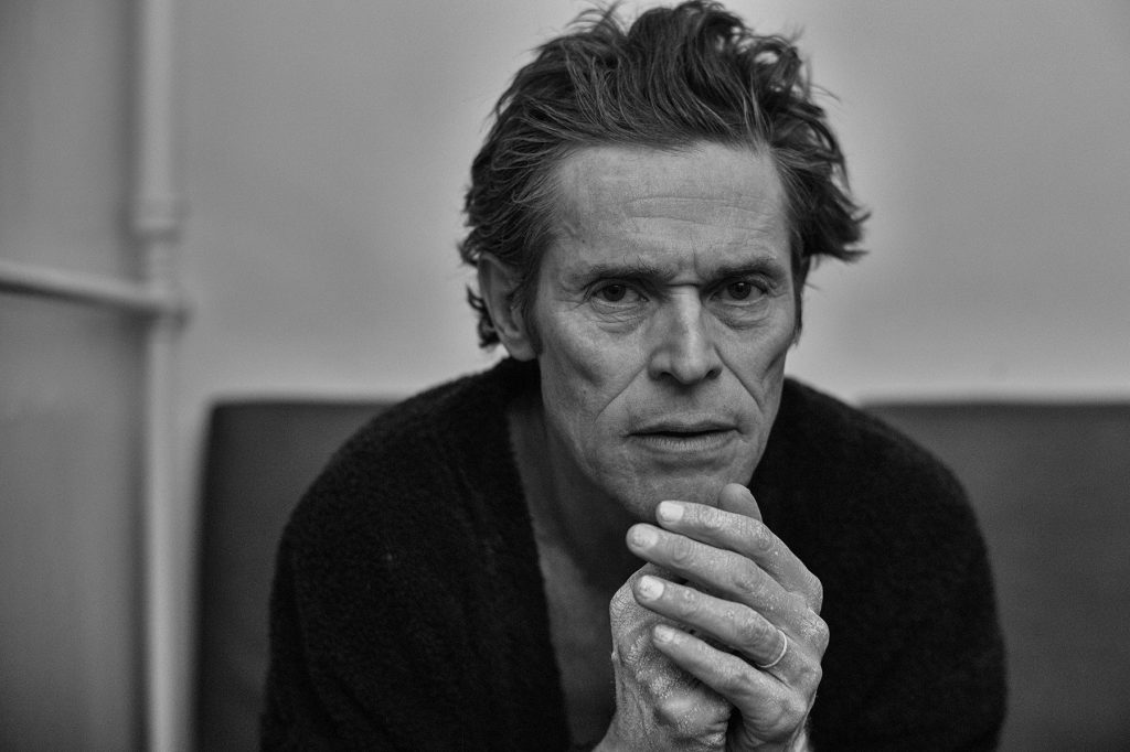 monochrome willem dafoe wallpapers