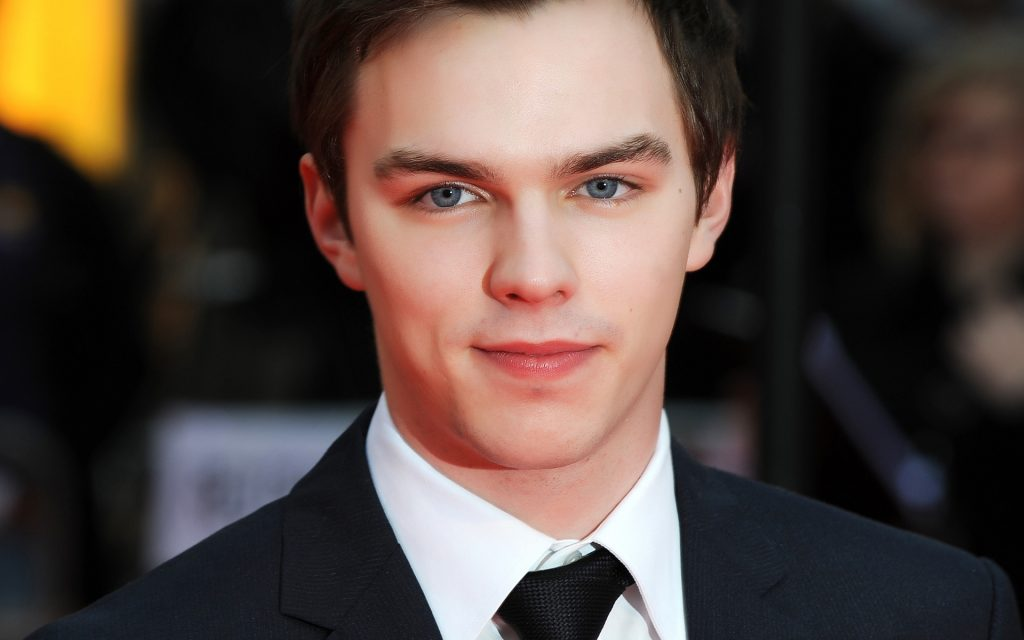 nicholas hoult actor wallpapers