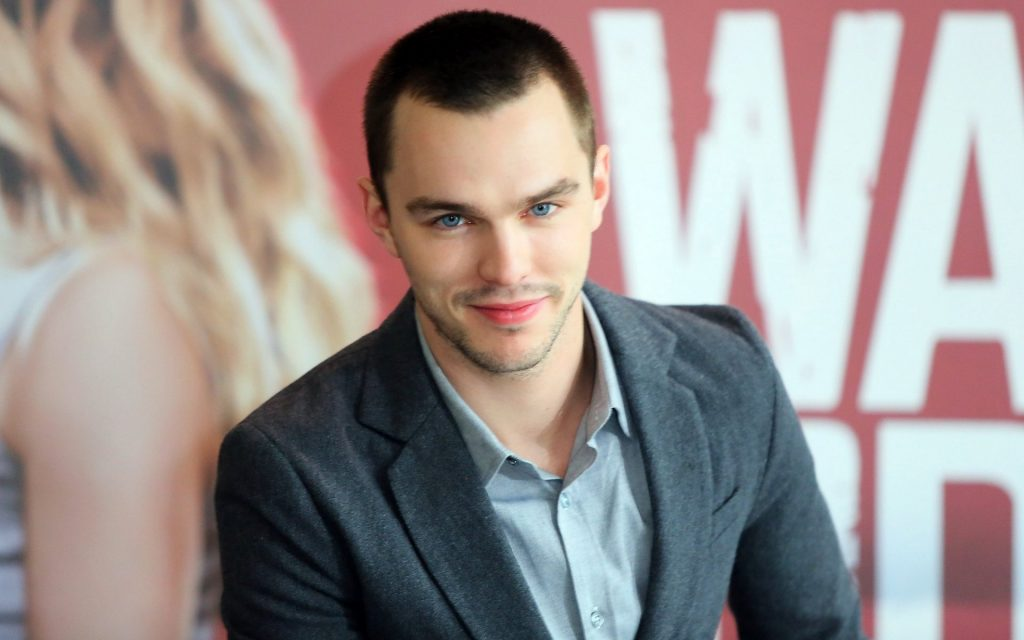 nicholas hoult celebrity desktop wallpapers