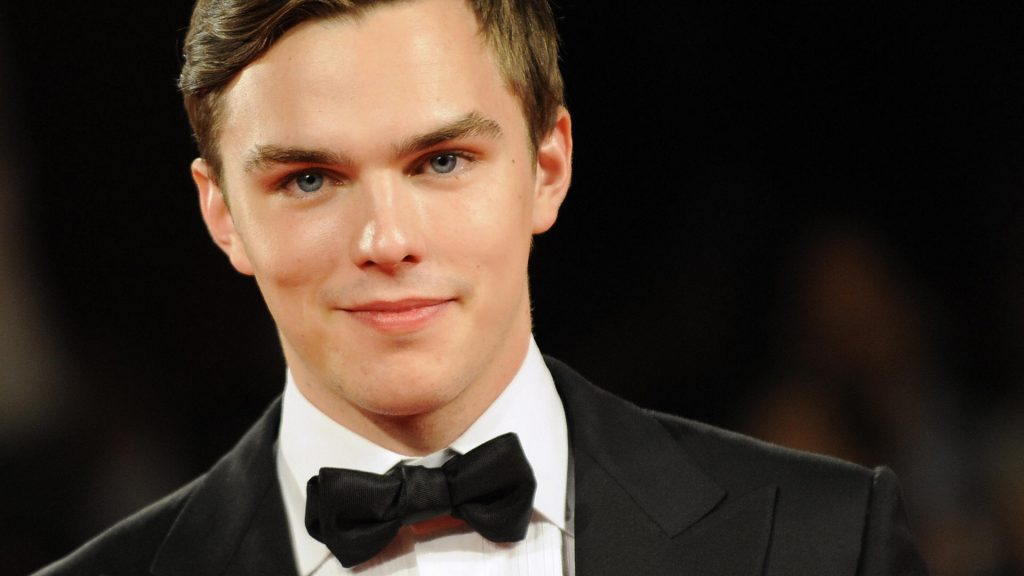 nicholas hoult celebrity wallpapers