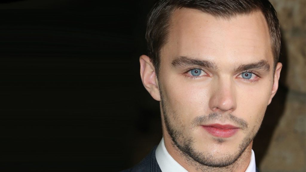 nicholas hoult face wallpapers