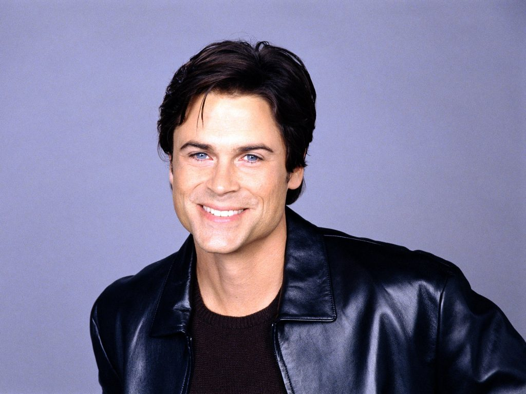 rob lowe smile wallpapers