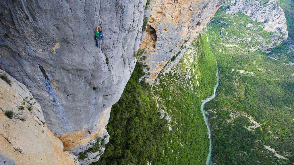 rock climbing desktop wallpapers