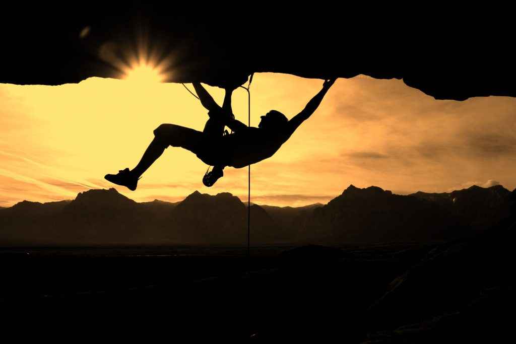 rock climbing wide wallpapers