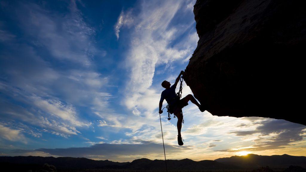 rock climbing widescreen wallpapers
