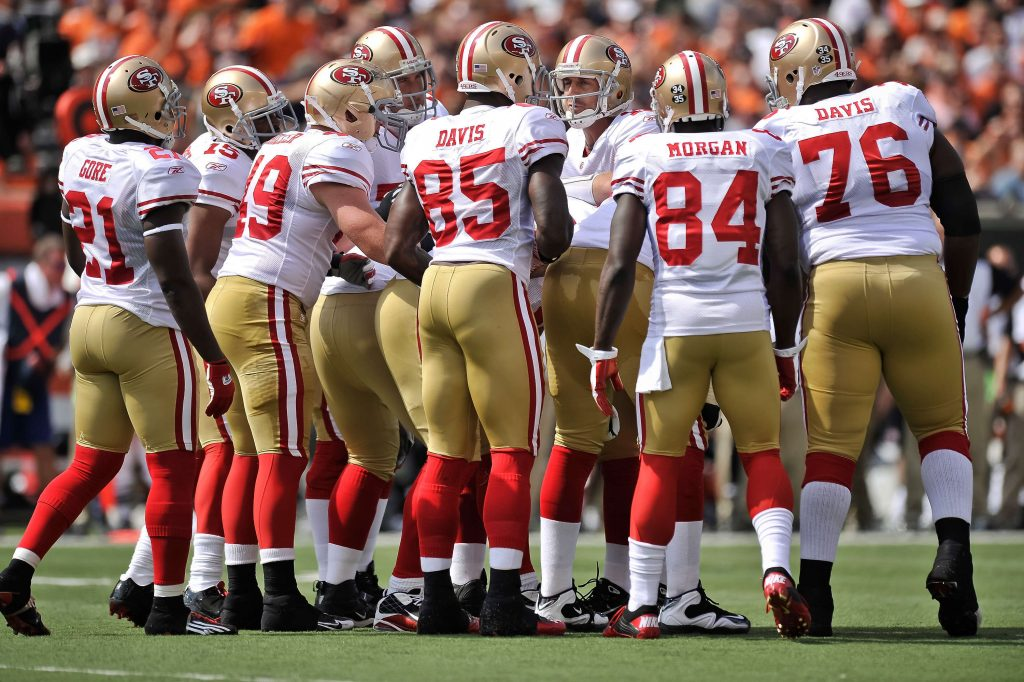 san francisco 49ers widescreen wallpapers