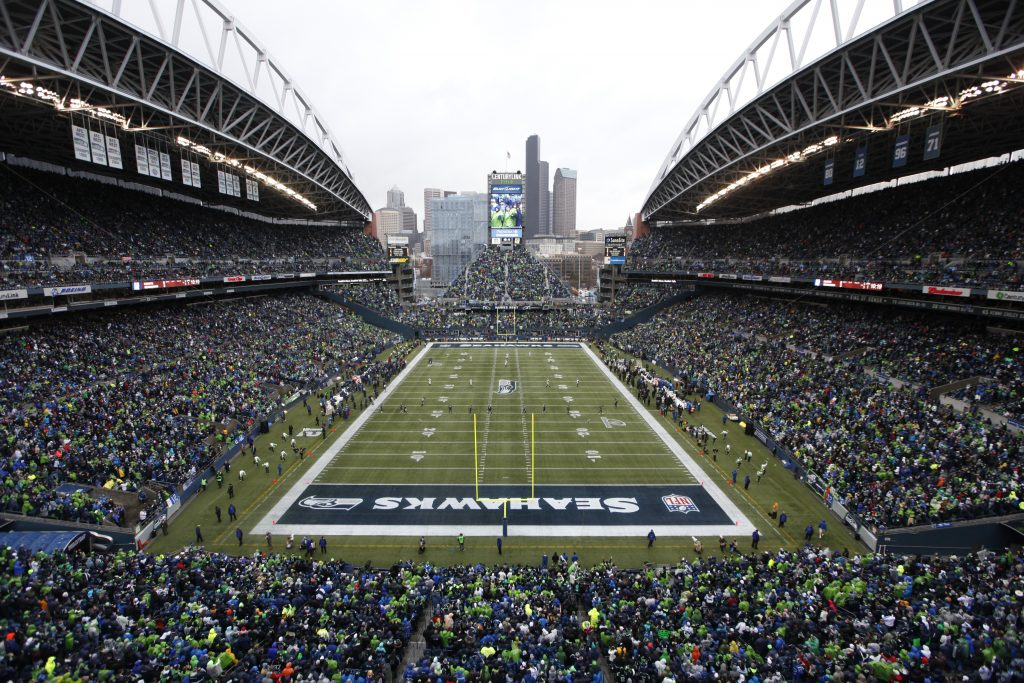 seattle seahawks stadium widescreen wallpapers