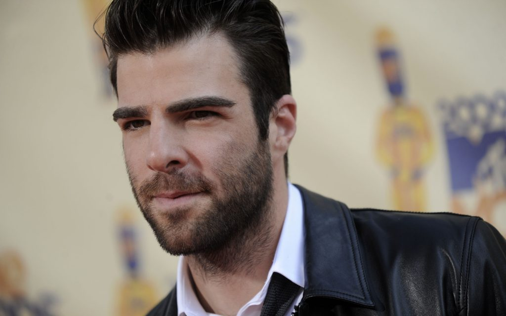 zachary quinto celebrity widescreen wallpapers