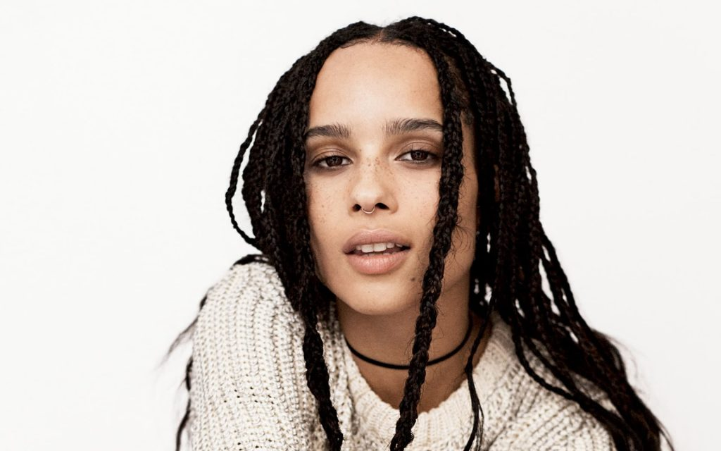 zoe kravitz wallpapers