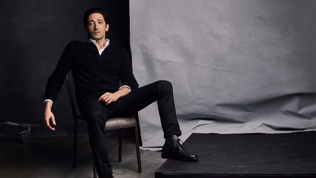 adrien brody desktop wallpapers