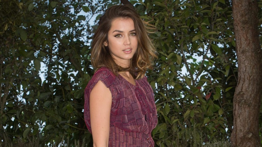 ana de armas desktop wallpapers