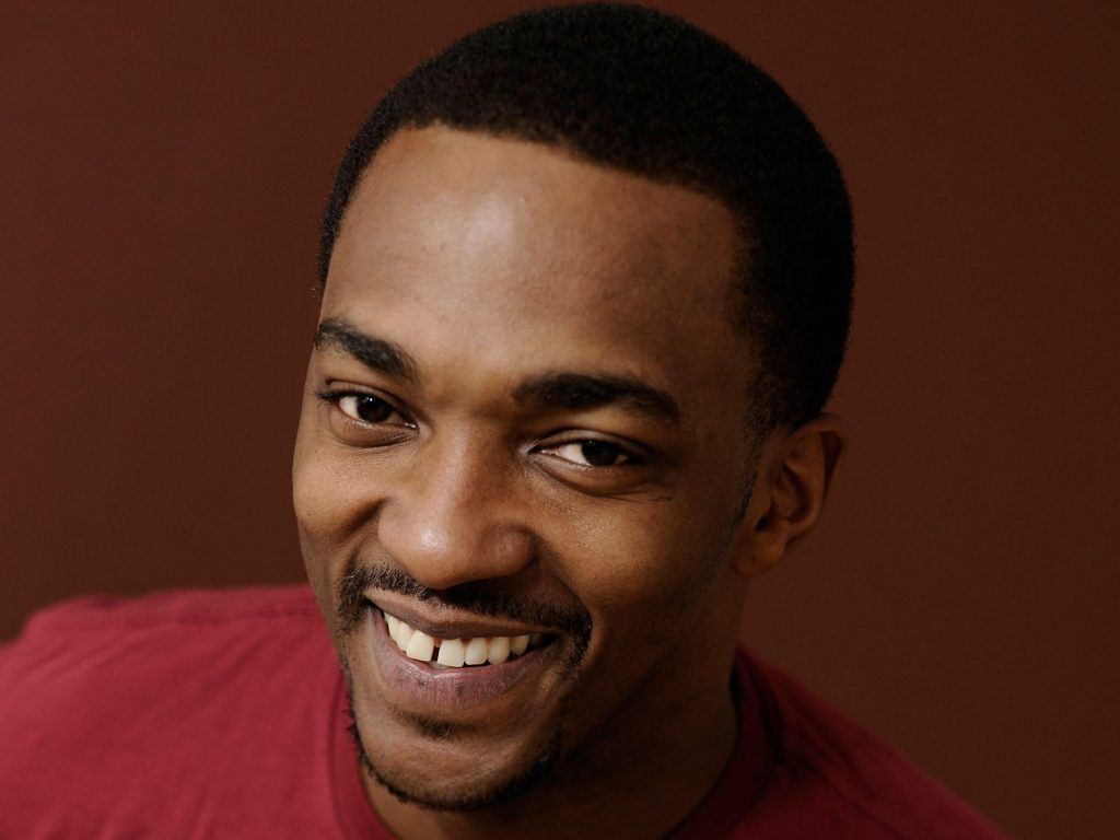 anthony mackie smile wallpapers