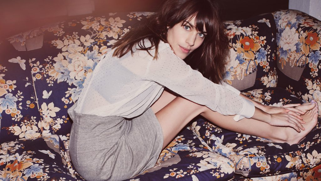 beautiful alexa chung wallpapers