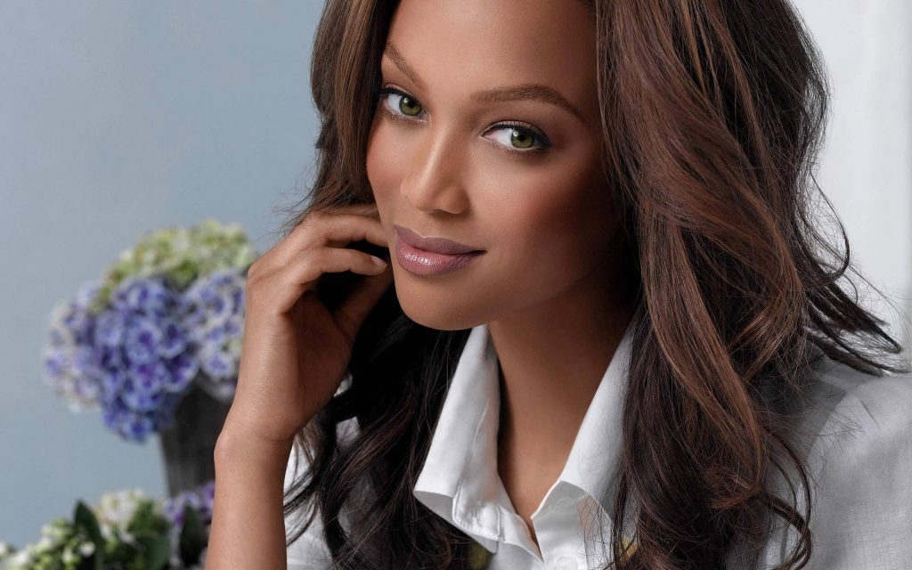 beautiful tyra banks wallpapers