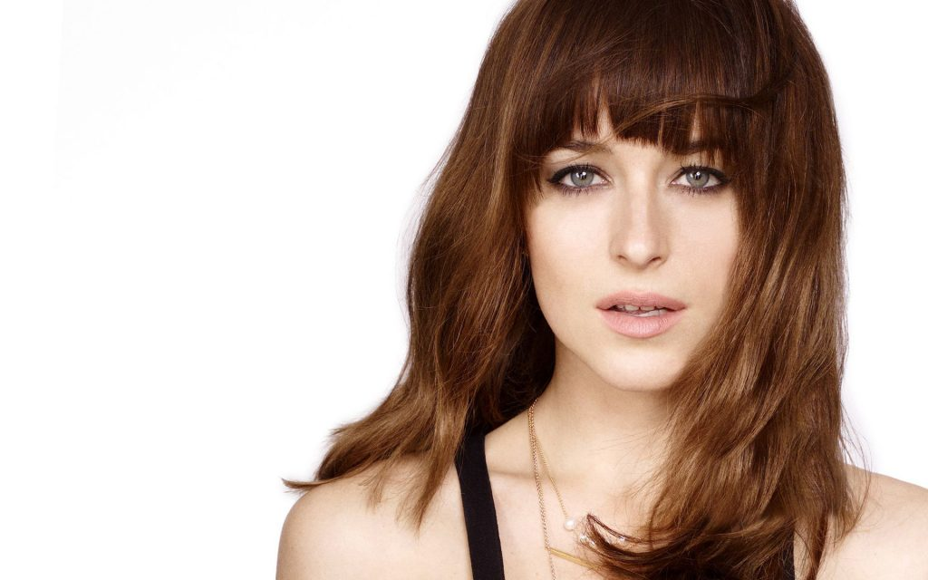 dakota johnson face wallpapers