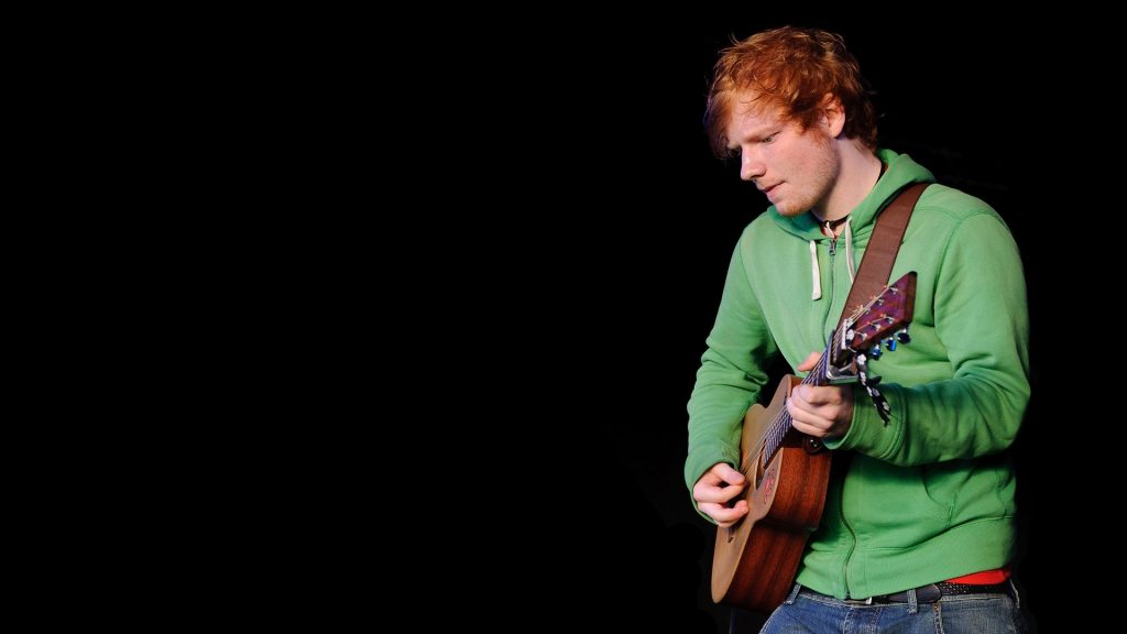 ed sheeran wallpapers