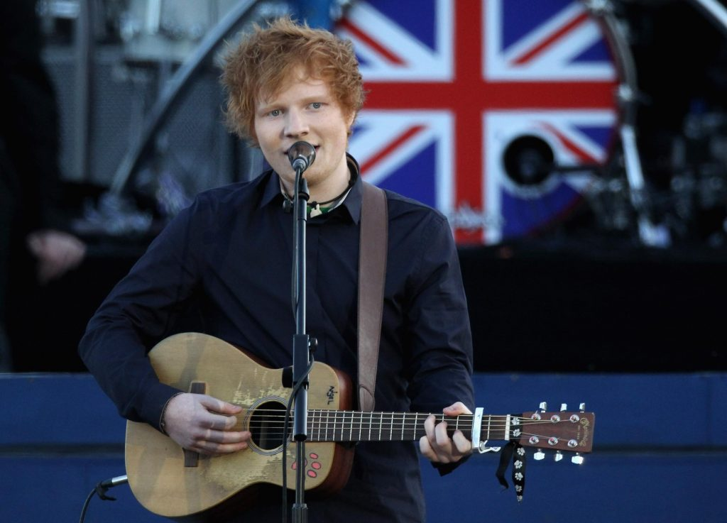 ed sheeran pictures wallpapers
