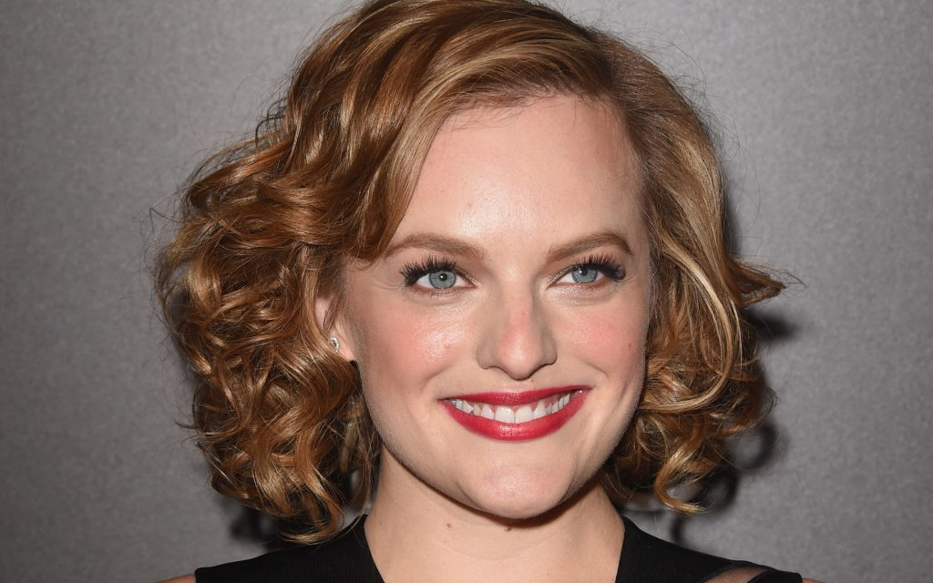 elisabeth moss face wallpapers