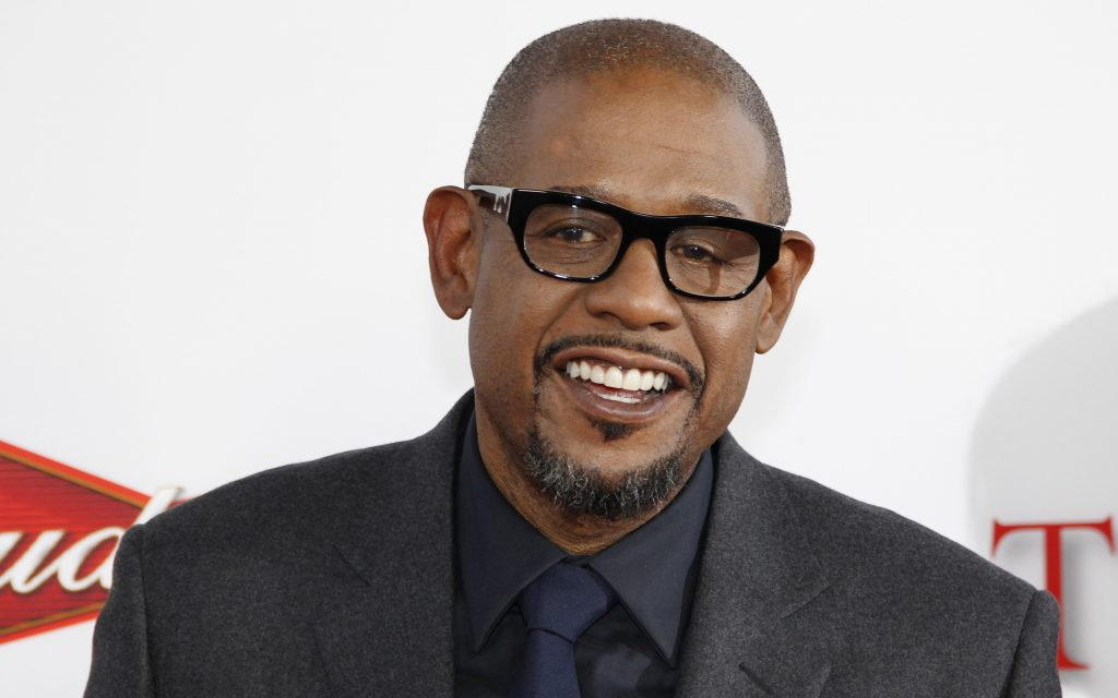 forest whitaker smile background wallpapers